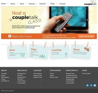 CoupleTalk is Officially Launched!!! | Healthy Marriage Links and Clips | Scoop.it