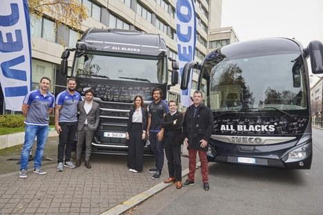 Le car des All Blacks vendu aux enchères au profit de l'Unicef | Nord Ardéche Développement économique | Scoop.it