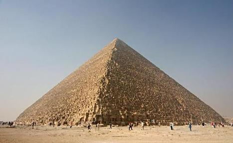 Did Ancient Egyptians Have Superweapons, Was the Giza Pyramid a Super Death Star Weapon, Is It Still Armed? | Ancient Egypt Culture | Scoop.it