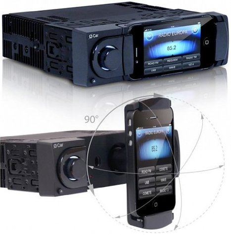 Oxygen Audio O Car | jcmolina80 | Scoop.it