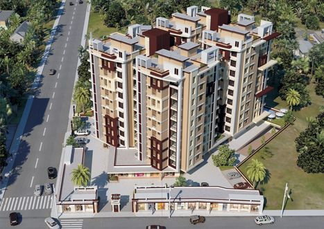 2 and 3 BHK Luxury Apartments at NH-8, Beawar | Property in Jaipur | Scoop.it