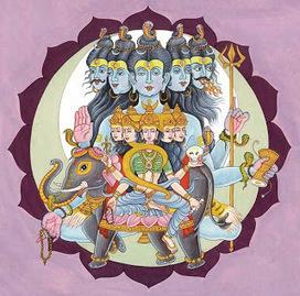 Carl Jung Depth Psychology: Vishuddha Throat Chakra - Ether Element - White Elephant | Psychology | Scoop.it