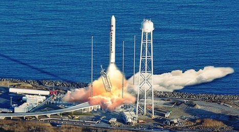 Orbital targets July for 1st flight of redesigned Antares rocket | SpaceNews.com | The NewSpace Daily | Scoop.it