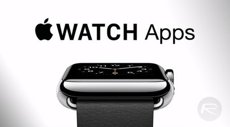 50 Best Apple Watch Apps To Download Today | MarketingHits | Scoop.it