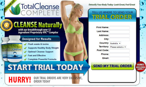 Total Cleanse Complete - Get 100% Risk FREE Trial About Total Cleanse | Kristen jhewitt | Scoop.it