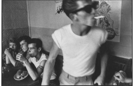 Gallery: Photos of Teen Gang Life in 1950s Brooklyn | 1950's | Scoop.it