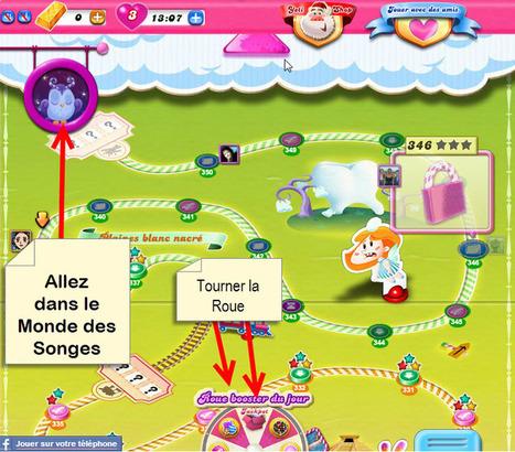 Candy Crush les nouveautés!! - Facebook et Vous! | Les News de MeLY3o | Scoop.it