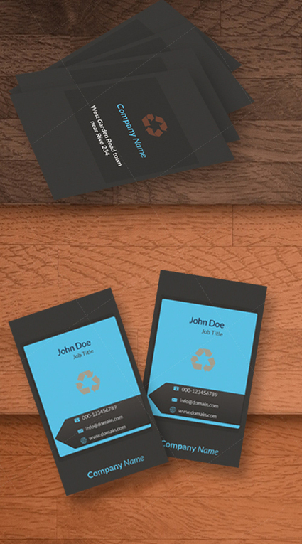 Freebie - New Business Card Templates | MarketingHits | Scoop.it