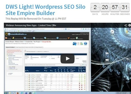 Theme Zoom Blog – (The Last 2 Days) The Sensational DWS Light Replay | Advanced SEO, Website Silo Architecture and Content Curation | Scoop.it