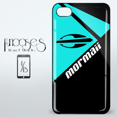 Mormaii Logo 2 iPhone 4 or 4S Case Cover from Funcases | Sport Merchandise | Scoop.it