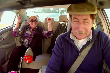 Coca-Cola invite les clients des taxis à pédaler pour payer moins cher ! | webmarketing | Scoop.it