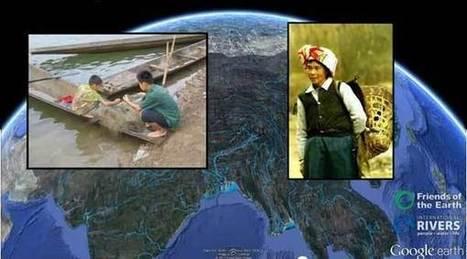 Google Earth mostra o impacto das barragens hidrelétricas em rios, pessoas e no clima  –   Planeta Sustentável | Ambiente | Scoop.it