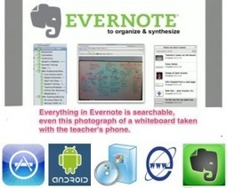 Organizing research and digital files with Evernote | Edumorfosis.it | Scoop.it