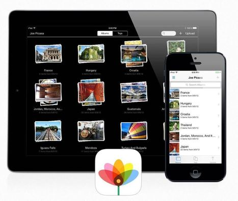 Web Albums—A Picasa App for iPad and iPhone | EdTech Topics | Scoop.it