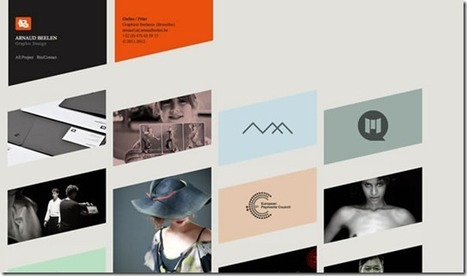 35 Creative Examples of Thumbnail Applied in Web Design | Basics and principles for a good  Web Design | Scoop.it