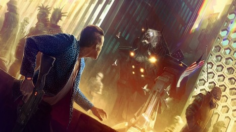 """Cyberpunk 2077 """"probably"""" coming to PS4, Xbox One - GameSpot 