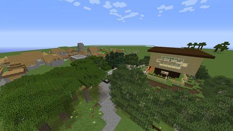 EVO Minecraft MOOC Week 1 and 2   Mundos Virtuales, Educacion Conectada y Aprendizaje de Lenguas   Scoop.it