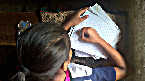 How to help children love writing in English | British Council Voices | educational leadership and vision | Scoop.it