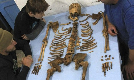 Archaeologists find remains of previously unknown pharaoh in Egypt | Quite Interesting News | Scoop.it