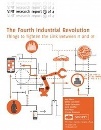 Industry 4.0 and the Internet of Things | Enterprise Solution Architecture | Scoop.it