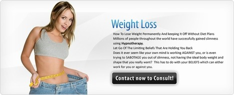 Hypnotherapy - Hypnosis in Melbourne - Hypnosis weight loss and MP3s | Stop Smoking | Scoop.it