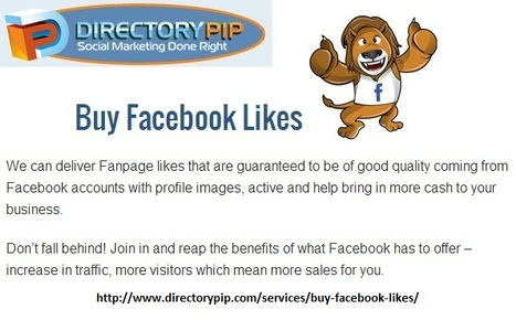 Buy Facebook Likes Purchase Facebook Likes Buying Facebook Likes | Boost Traffic to your Site | Scoop.it
