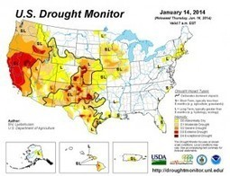 California Severe Drought and Water Industry Solutions   The Energy Collective   Sustain Our Earth   Scoop.it