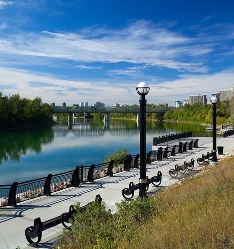 Les 10 plus belles promenades urbaines le long d'un fleuve | Fiscalité - régulation - l'Etat dans la société du partage | Scoop.it