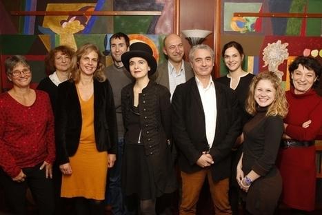 Le Palmarès du Grand Prix Livres Hebdo des bibliothèques francophones 2014   La communication des bibliothèques   Scoop.it