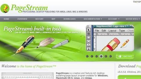 Alternatives to Adobe InDesign | Cotés' Tech | Scoop.it
