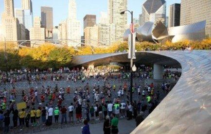Une Américaine accouche après avoir participé au marathon de Chicago | Mais n'importe quoi ! | Scoop.it
