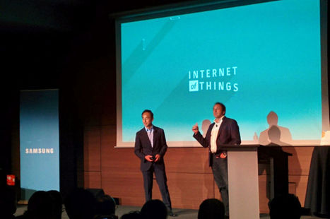 Samsung va ouvrir un centre d'innovation à Paris et investit dans Sigfox | Digital News in France | Scoop.it