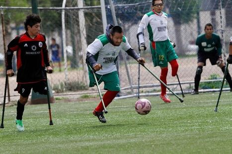 Amputee soccer players in Mexico train with dream of participating in their ... - Fox News | Soccer and Social Change | Scoop.it