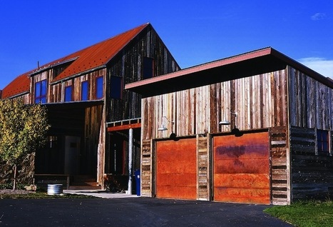 Reclaimed Barn Wood that is FSC Certified | Sustainable Futures | Scoop.it