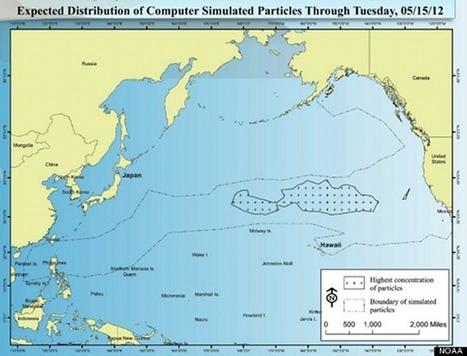 Tsunami : 220.000 tonnes de débris atteindront la côte américaine d'ici octobre | Toxique, soyons vigilant ! | Scoop.it
