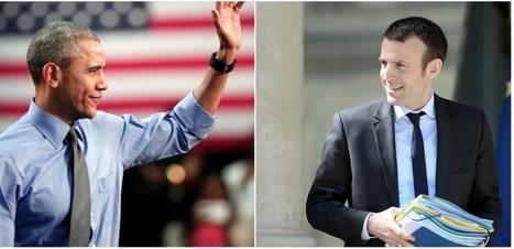 Comment la start-up Macron s'inspire du modèle Obama pour se démarquer | Veille des élections en Outre-mer | Scoop.it