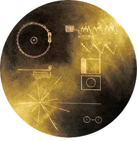 The Golden Record: A message from Humanity into Space by NASA | Amazing Science | Scoop.it
