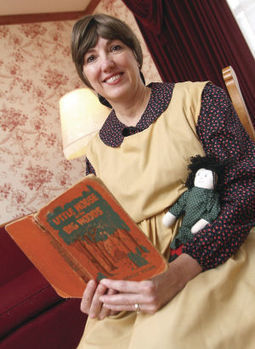 Q-C area storyteller helps Laura  Ingalls Wilder's legacy live on | Story and Narrative | Scoop.it