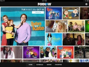 Fox launches Fox Now second-screen TV app for iPad | TV Trends | Scoop.it