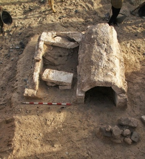 Two 26th Dynasty tombs unearthed near Minya | The Archaeology News Network | Kiosque du monde : Afrique | Scoop.it