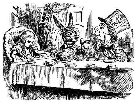 """Alice's Adventures in Wonderland"" read by Sir John Gielgud 