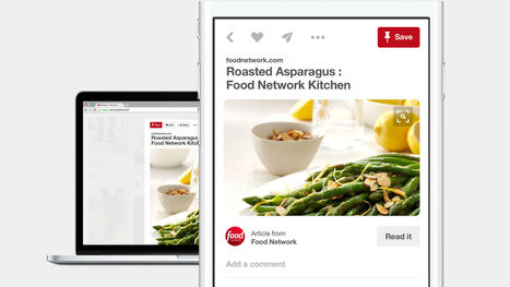 How buying Instapaper could help Pinterest become a media portal like Facebook | Pinterest | Scoop.it