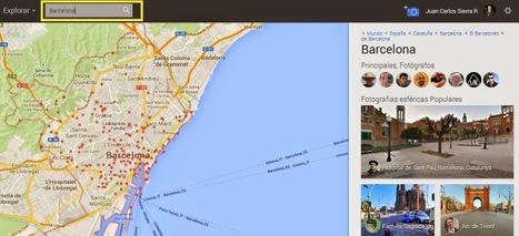 Geoinformación: Crear un mapa turístico con fotografías esféricas desde una hoja de cálculo de Google | #Fusion Tables | Scoop.it
