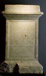 El Altar de la Victoria de Augsburgo, Museo Arqueológico de Alicante | Marq | Mundo Clásico | Scoop.it