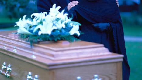 Chic : avec le papy boom, les pompes funèbres ne connaissent pas la crise...   HeureuxQuiCom'   Scoop.it