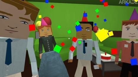 Close Your: a vida passa diante dos seus olhos em um piscar de olhos neste jogo indie inovador | Videogames | Scoop.it