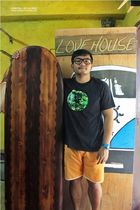 Tree to Sea Project: A Bicolano Returns to His Roots as Wooden Surfboard Maker | Philippine Travel | Scoop.it