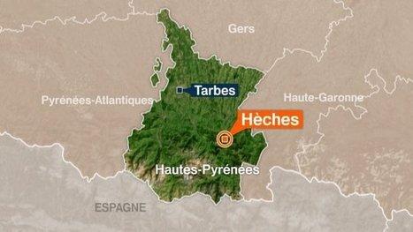Feux de broussailles sur la commune de Hèches - France 3 Midi-Pyrénées | Vallée d'Aure - Pyrénées | Scoop.it