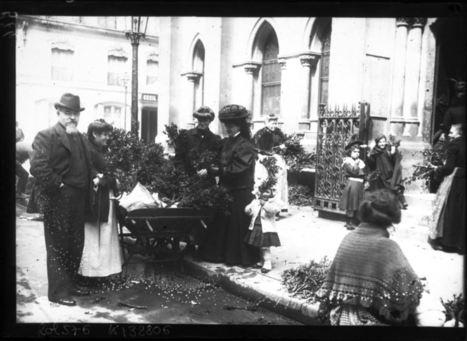 Le dimanche des rameaux - généalogie et histoires lorraines | Auprès de nos Racines - Généalogie | Scoop.it