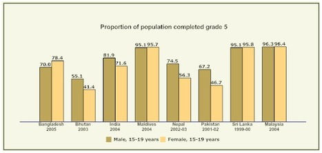 Brief on Education in South Asia   GTAV AC:G Y7 - Place and liveability   Scoop.it